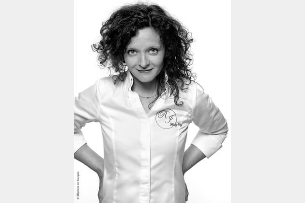 """Fanny Rey :""""Être une femme en cuisine suppose de la persévérance"""""""