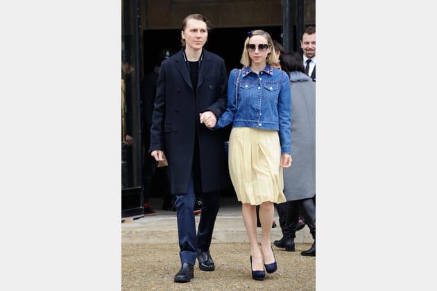 Paul Dano et Zoe Kazan