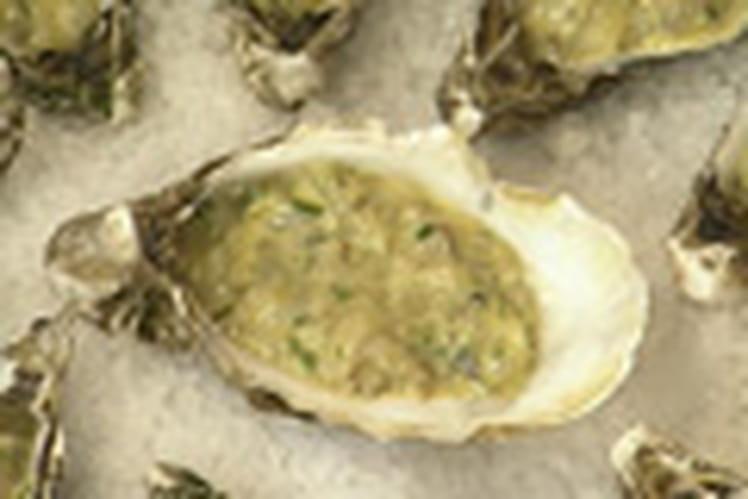 Tartare d'huîtres et de noix de Saint-Jacques