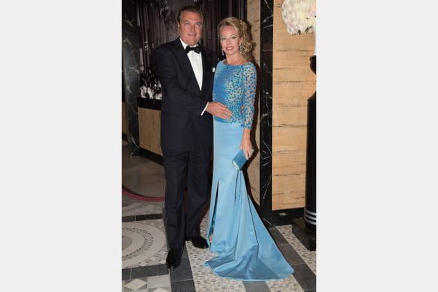 S.A.R. le Prince Charles de Bourbon des Deux Siciles, Duc de Castro et S.A.R. la Princesse Camilla de Bourbon des Deux Siciles, Duchesse de Castro