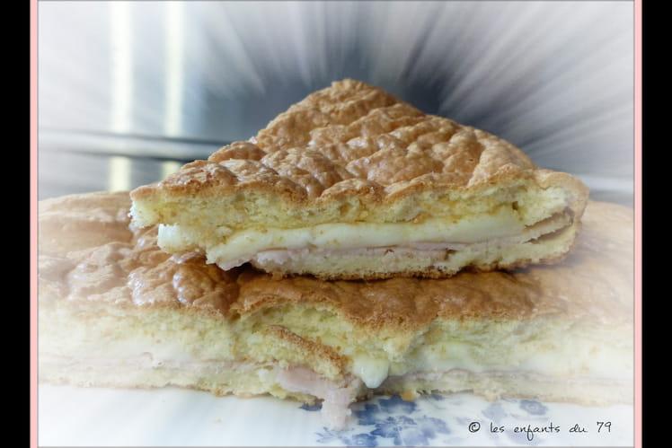 Gâteau au fromage de raclette