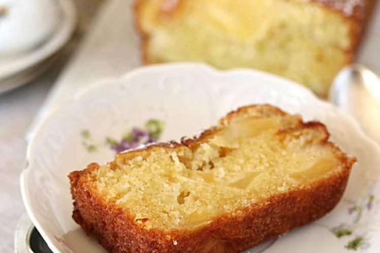 Gâteau aux pommes façon cake