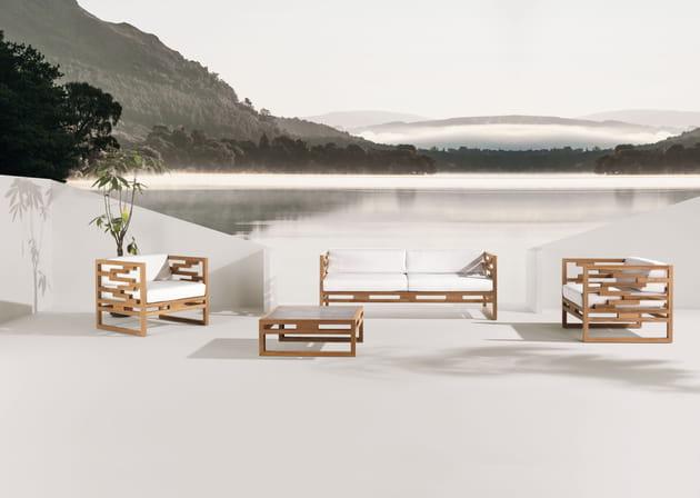 salon de jardin kontiki chez emu. Black Bedroom Furniture Sets. Home Design Ideas