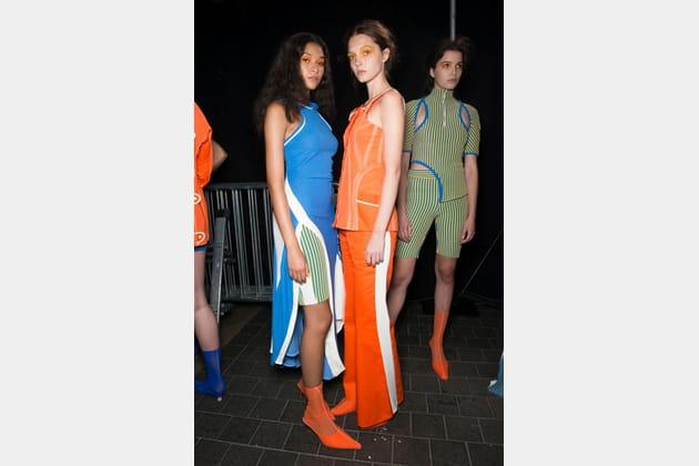 Fashion East (Backstage) - photo 32