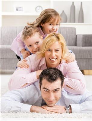 etre parent c'est une occupation très prenante !