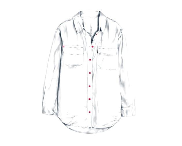 Chemise en lin: de la légèreté pour les chaudes journées