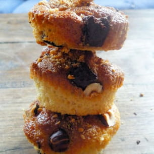 biscuits façon cookies au siphon