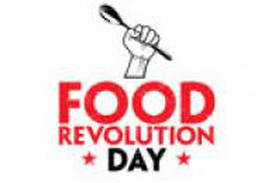 Food Revolution Day : prenez la marche de la 1ere révolution culinaire