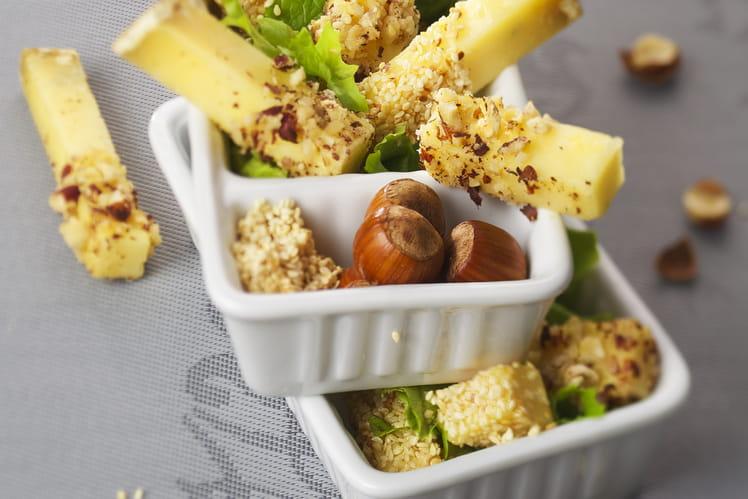 Doigts de Cantal Entre-Deux aux fruits secs
