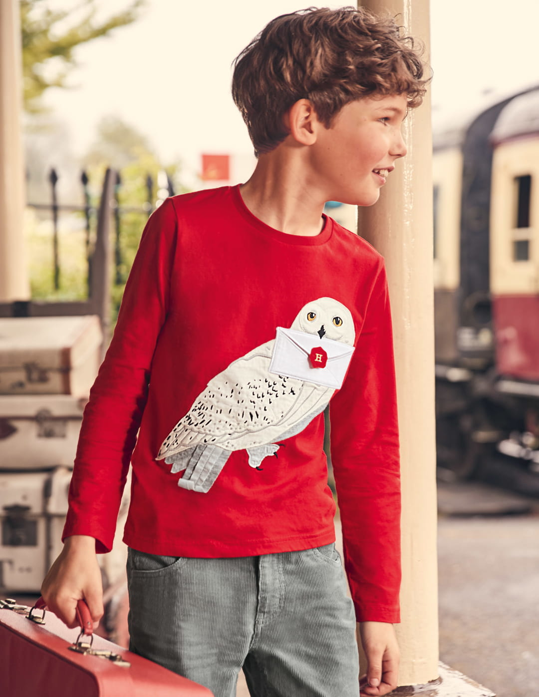 T-Shirt-Hedwige-Mini-Boden