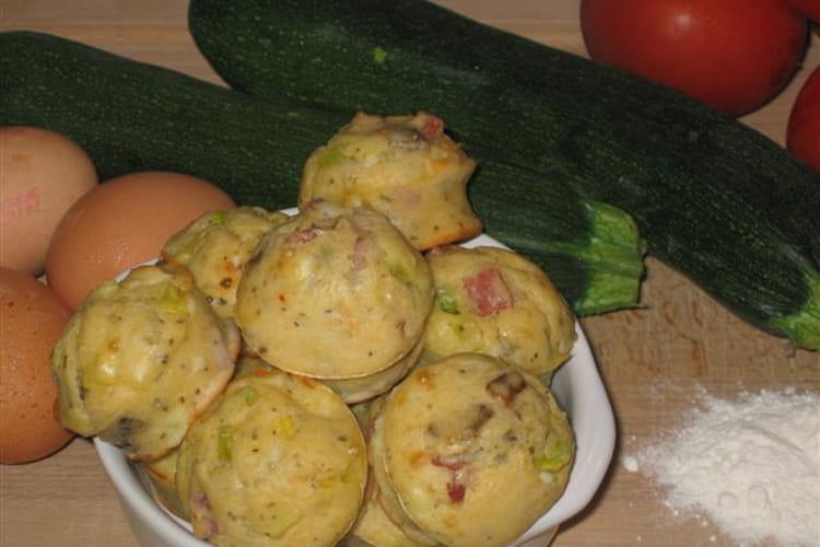 Muffins de l'apéritif