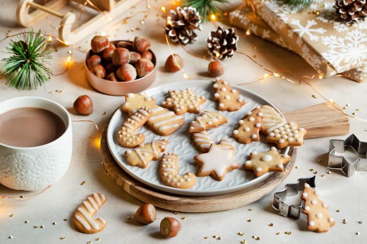 Sablés de Noël à la noisette