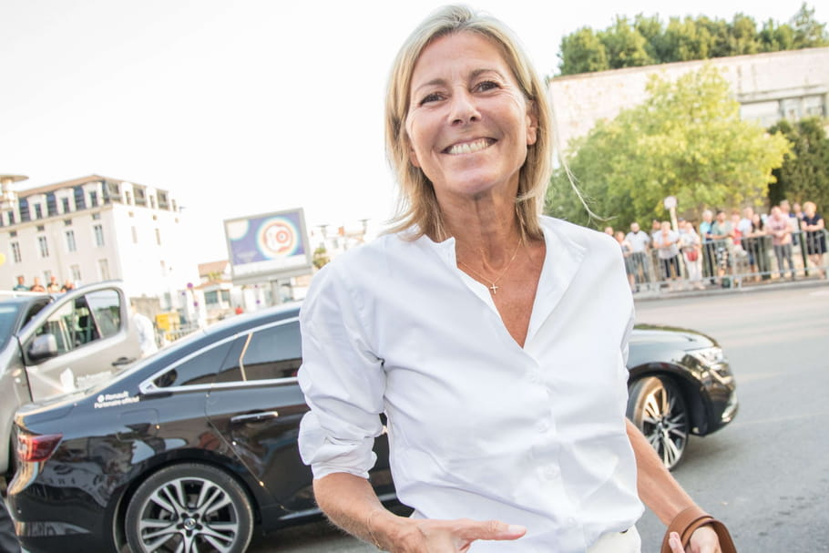 """Claire Chazalparle de PPDA et de ses relations """"torrides"""" dans Paris Match"""