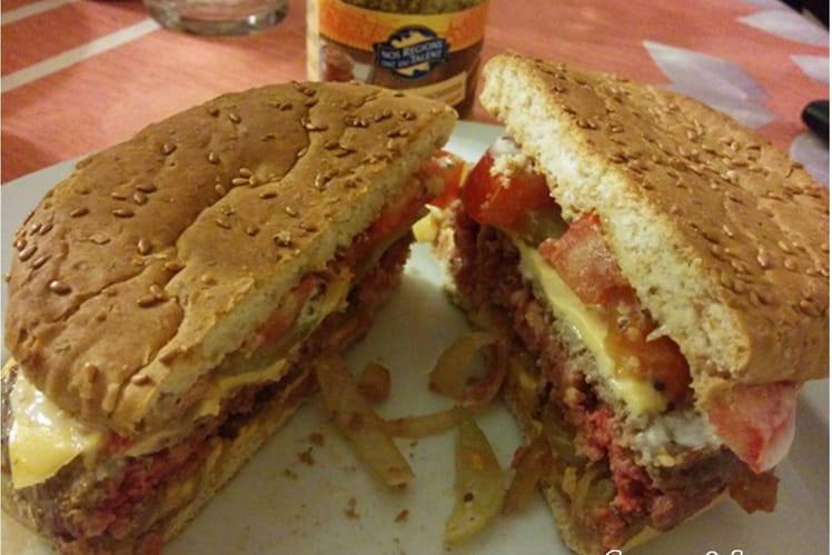 Hamburger Royal Deluxe