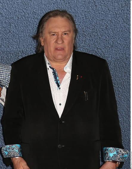 Gérard Depardieu, un monstre sacré à la Quinzaine