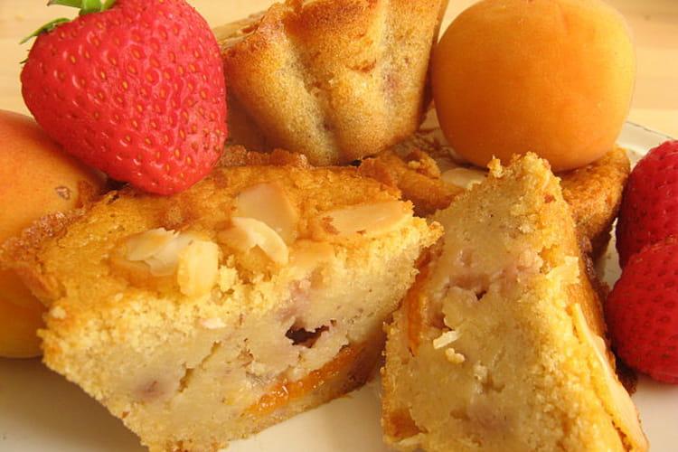 Muffins aux fruits de saison