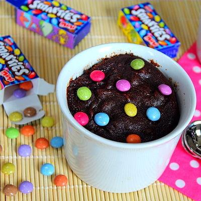 Mug Cake Nutella Journal Des Femmes