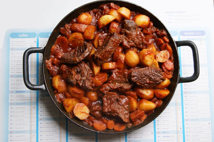 Boeuf bourguignon : la meilleure recette