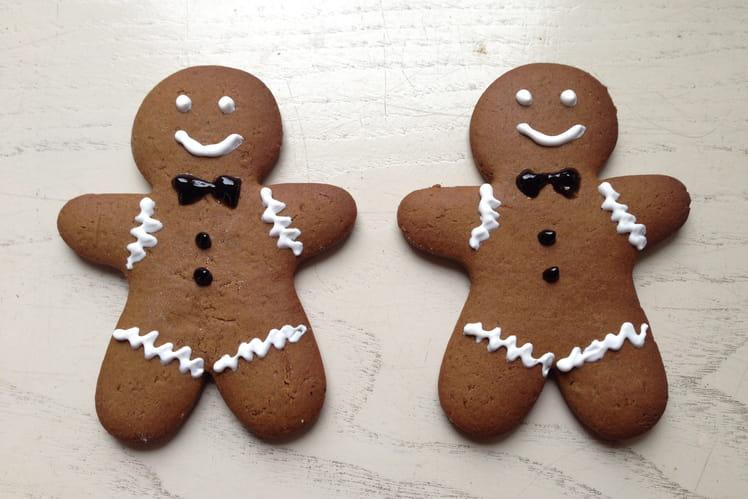 Biscuits de Noel - Gingerbread man cookie