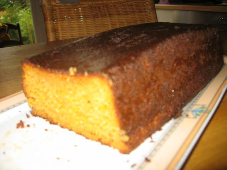 Recette de cake potiron et oranges la recette facile - Cake au potiron sucre ...