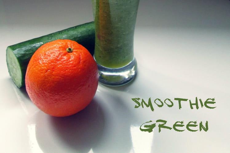 Smoothie green