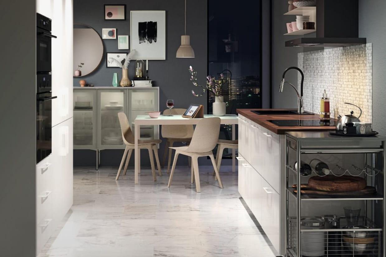 Rehausse Meuble Tv Ikea cuisine ringhult