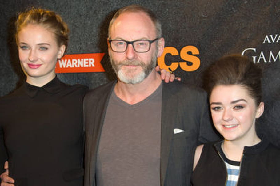 Game of Thrones saison 4 : rencontre avec Maisie Williams et Sophie Turner