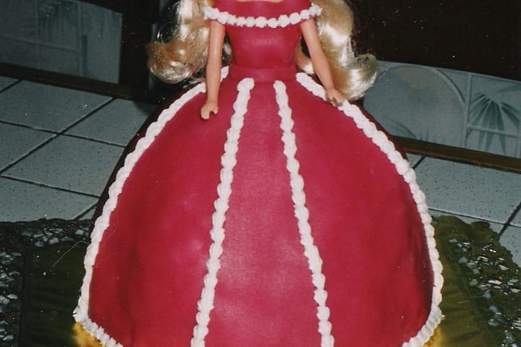 Barbie d'anniversaire