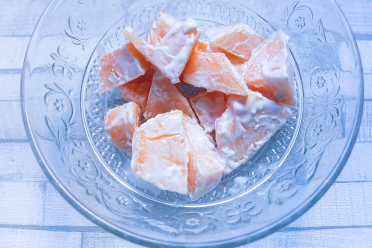 Melon lait de coco