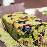 financiers the matcha chocolat et cassis100