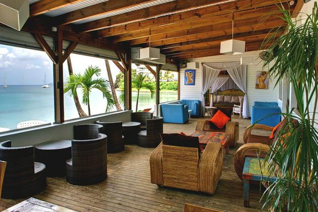 Le Kano, restaurant avec vue sur la mer