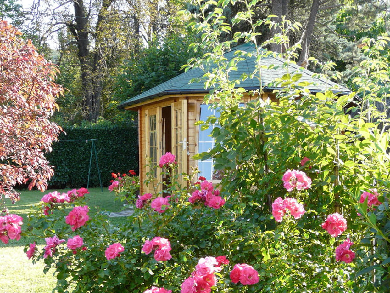 Cabanon hexagonal - Cabanon de jardin suisse ...