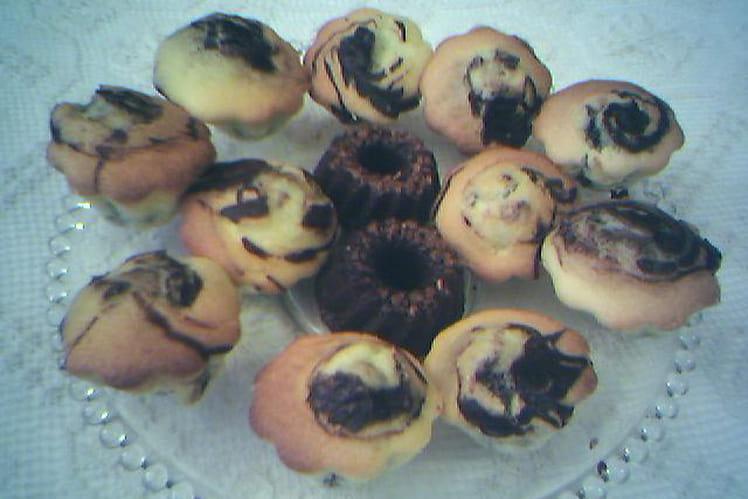 Petits gâteaux souples