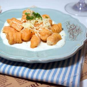 gnocchi à la patate douce