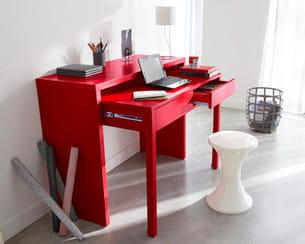 bureau console de 3 suisses. Black Bedroom Furniture Sets. Home Design Ideas