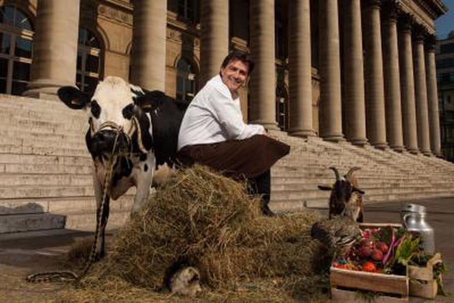 Yannick Alléno ouvre son deuxième Terroir Parisien