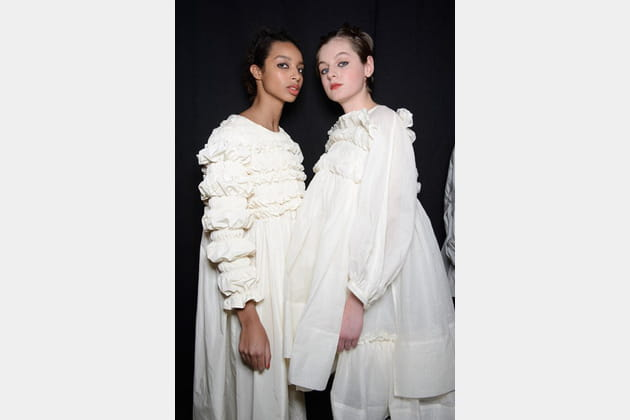 Molly Goddard (Backstage) - photo 12