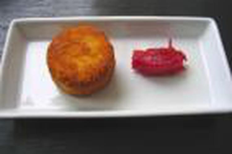 Camembert frit