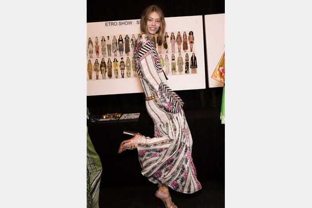 Etro (Backstage) - photo 30