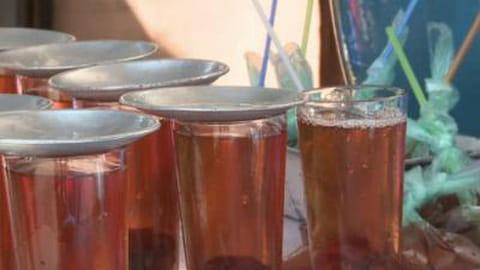 Mocochinchi vs Coca-Cola en Bolivie