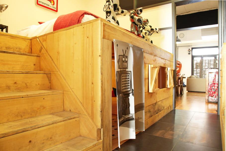 Cabane d'intérieur: les 8indispensables dans une chambre d'enfant