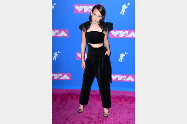 Millie Bobby Brown aux MTV Video Music Awards 2018