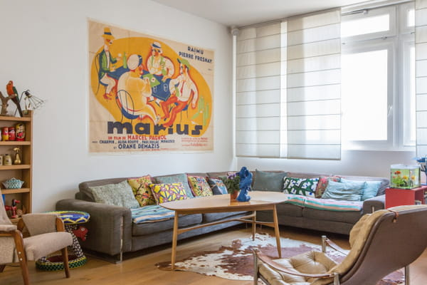 quelle couleur pour mon salon. Black Bedroom Furniture Sets. Home Design Ideas