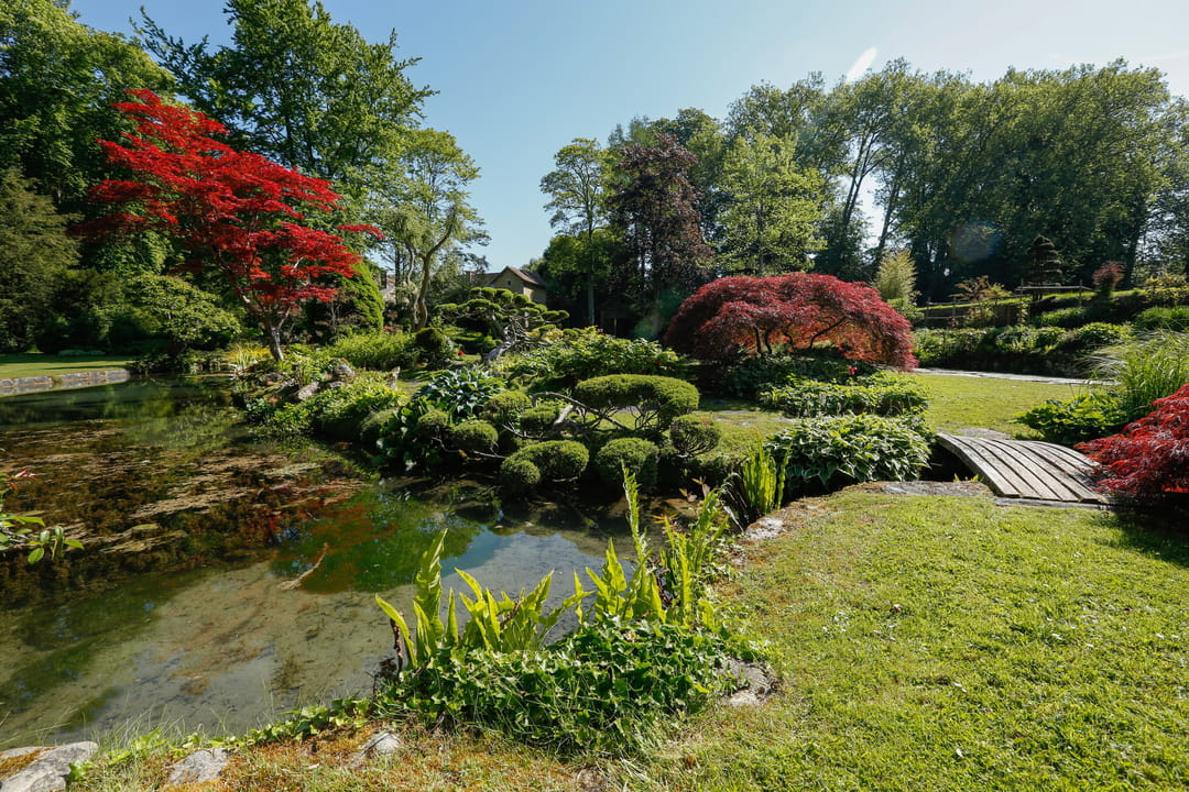 8 jardins japonais à visiter en France [LISTE]