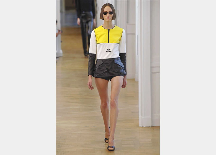 Courreges - passage 16
