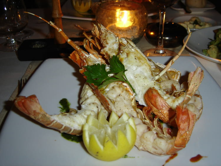 Recette de langoustes grill es sauce antillaise la recette facile - Sauce pour crustaces grilles ...