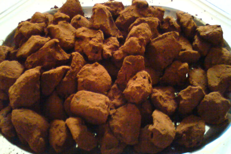 Truffes muscadines