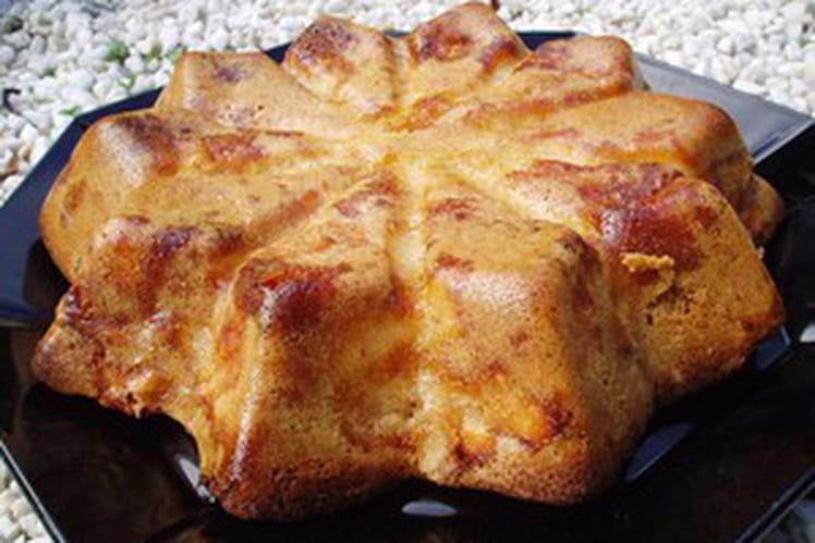 Gâteau aux pommes de Lolotte