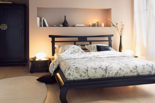 Option relaxation for Couleur feng shui chambre