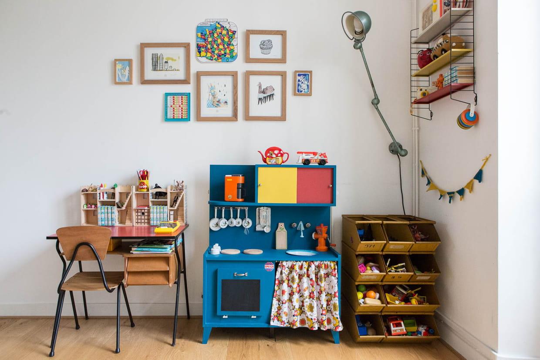 Etagere Pour Chambre Enfant aménager et décorer une chambre d'enfant